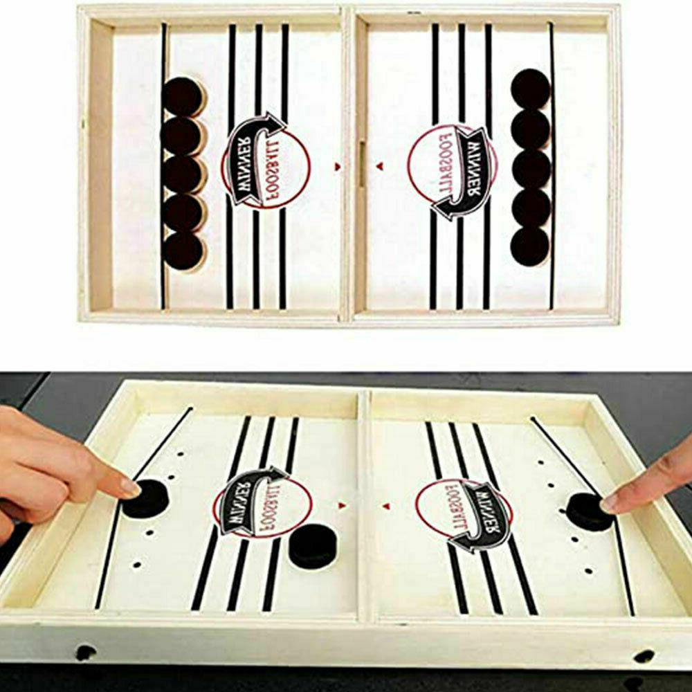 Fast Sling Paced SlingPuck Family Games Children Home