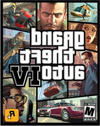 Grand Auto IV Playstation3 Game