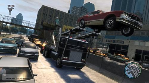 Grand Theft Playstation3
