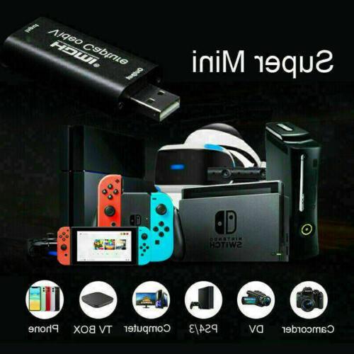HDMI Video Card Streaming