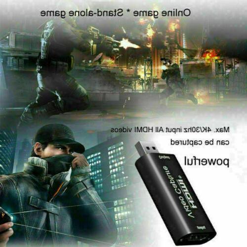 HDMI USB Video