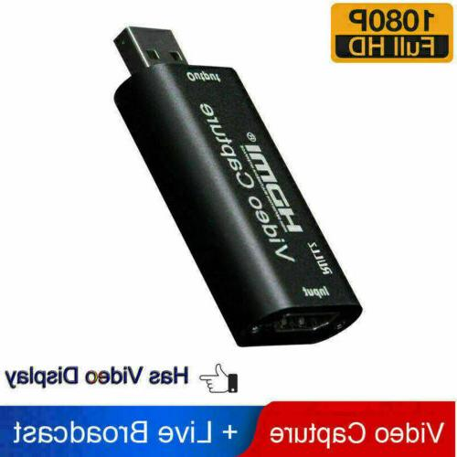 hdmi to usb 2 0 video capture