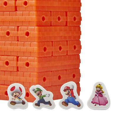 Jenga: Block Stacking Game; Ages 8 and