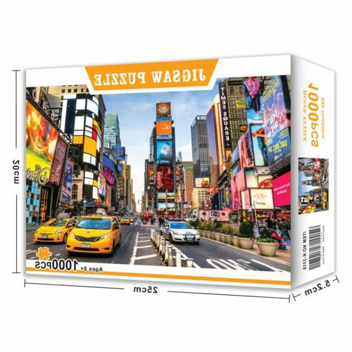Jigsaw Puzzle Kid Puzzle Toy Gift-Time