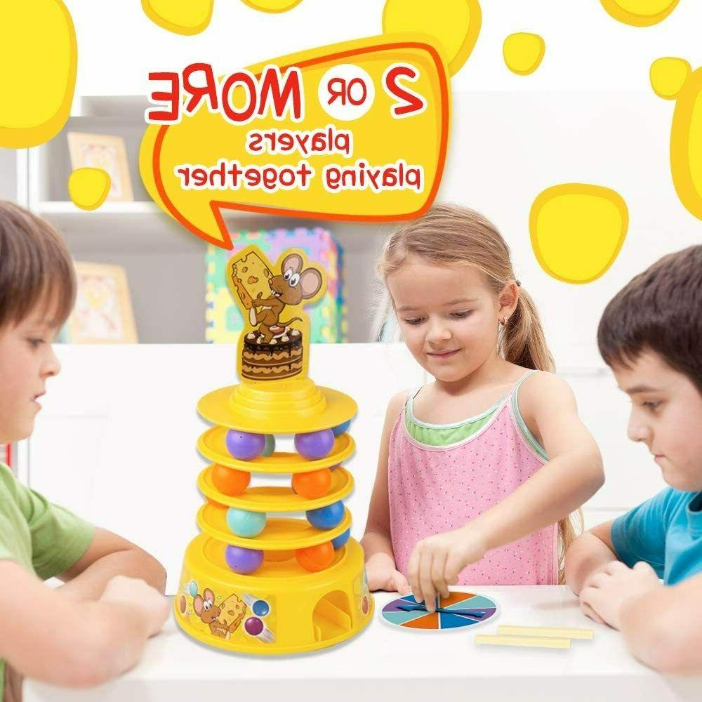Game Ages 4-8 Family Game