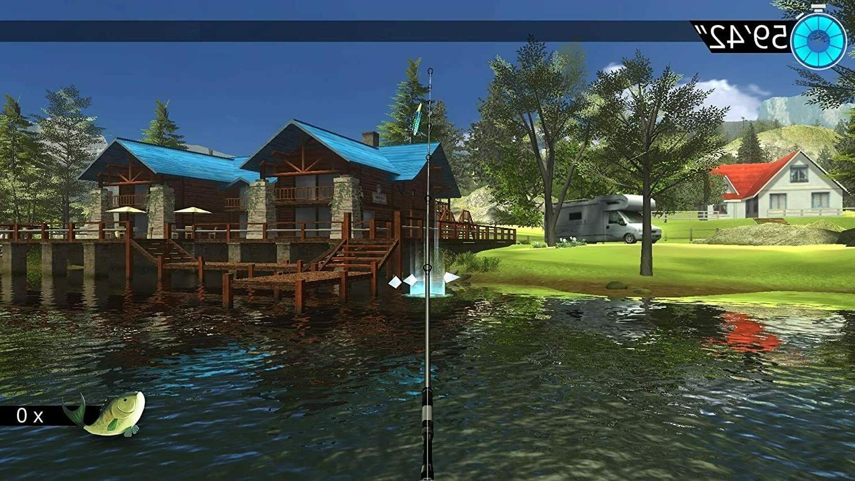 Legendary Fishing Brand Simulator