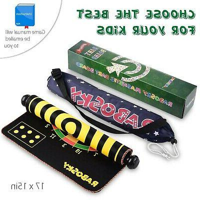 Rabosky Dart for Kids, Dart Game Toy for 6 7 8 9 10 1...