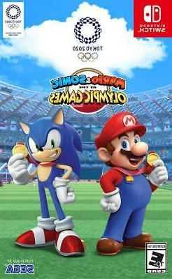 Mario & Sonic At The Olympic Games: Tokyo 2020 Videogames