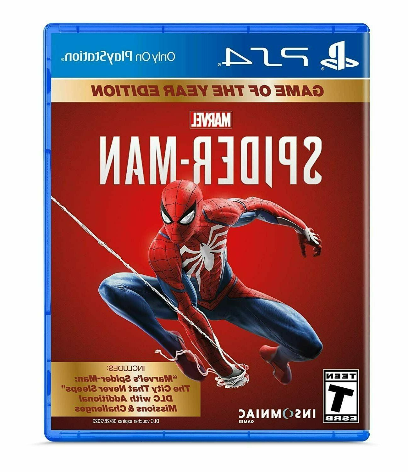 marvel s spider man game of