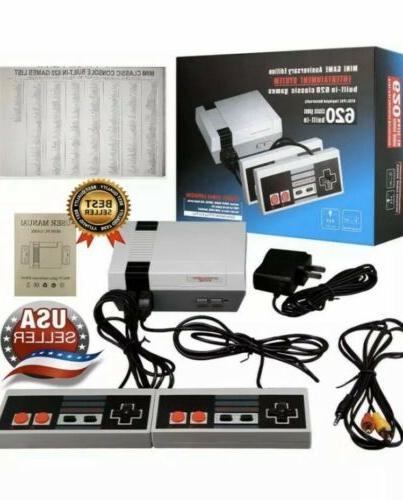 Mini Console Nintendo Anniversary