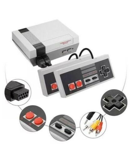 Mini NES Console 620 Built Nintendo Games