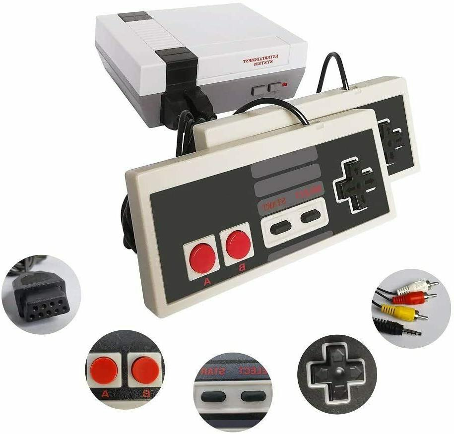 Mini Retro Nintendo NES Built-In 620