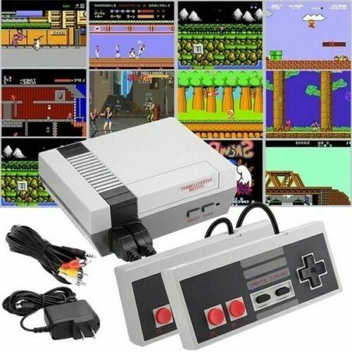 mini retro game for nes console built