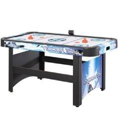 NG1009H Carmelli Face-Off 5ft Electric Scoring Air Hockey Ta