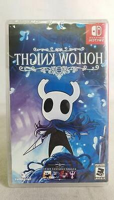 Nintendo Switch Hollow Knight Video Game