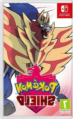 Pokemon Shield  Brand New - Region Free
