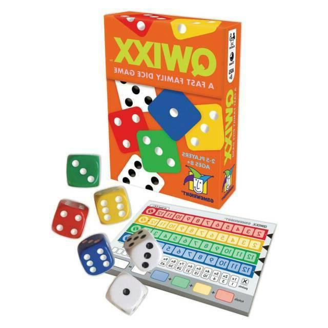 qwixx dice game qwixx dice game