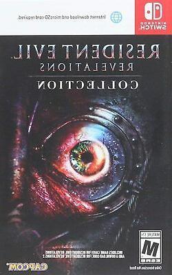 Resident Evil Revelations Collection  Brand New - Region Fre