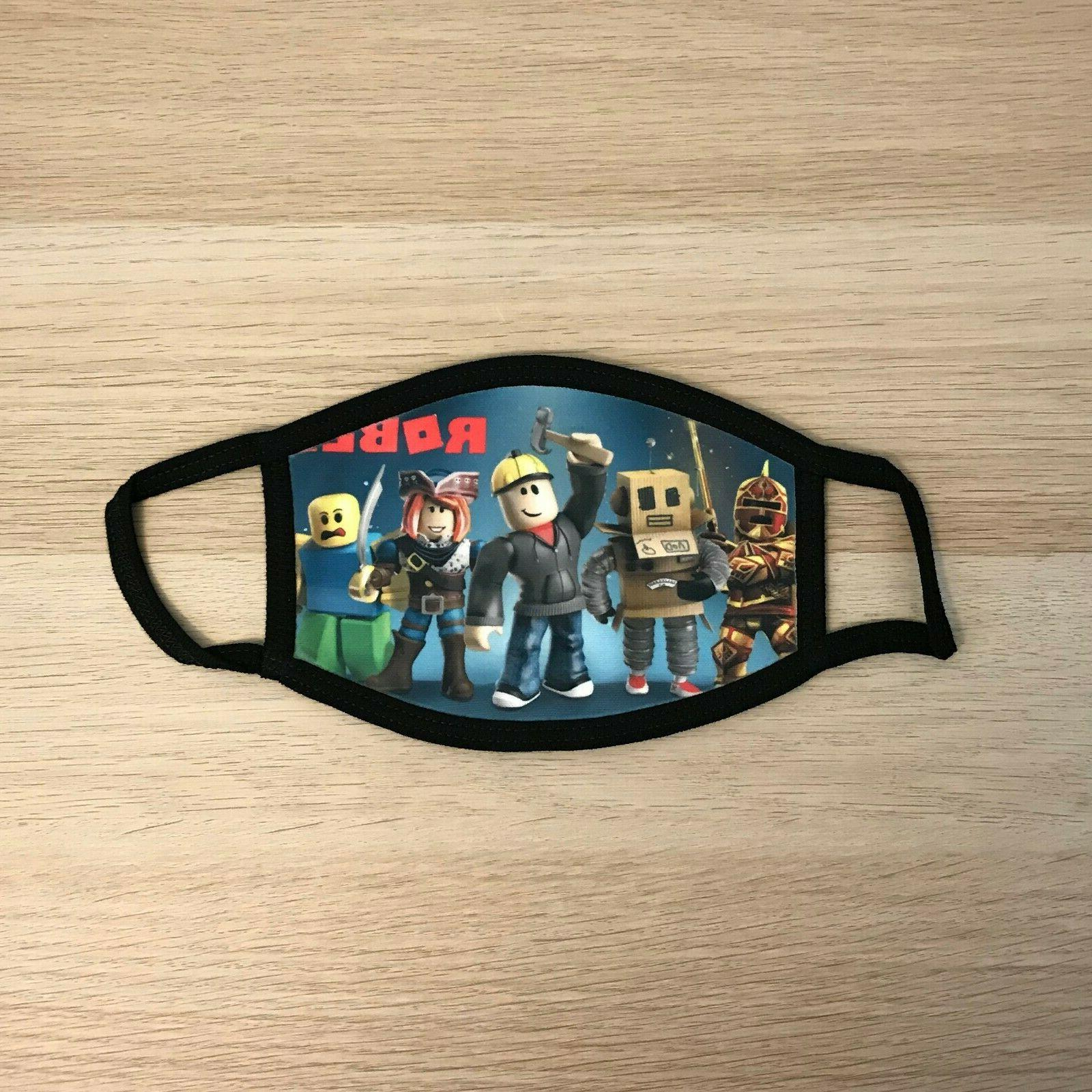 roblox game face mask teens kids ages