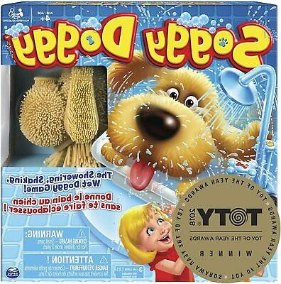soggy doggy board game for kids ages