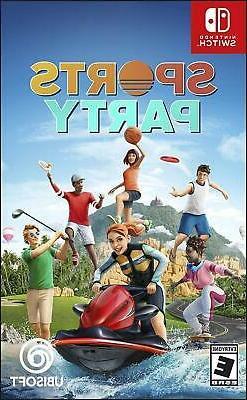 Sports Party, Ubisoft, Nintendo Switch, 887256032104