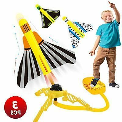 step rocket launcher toys kids 4 12