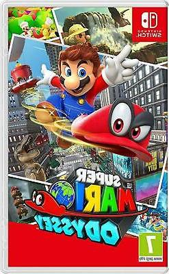 Super Mario Odyssey  Brand New - Region Free
