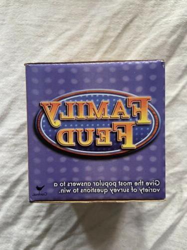 trivia box card game brand new