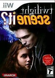 Twilight Scene it?    Rated T for Teen  NEW