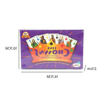 US Crowns Game Suites Classic Family Party Game Toy