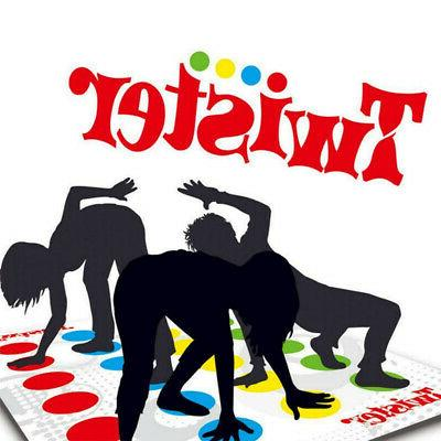 USA Twister Game Funny Kid Move Board Sport