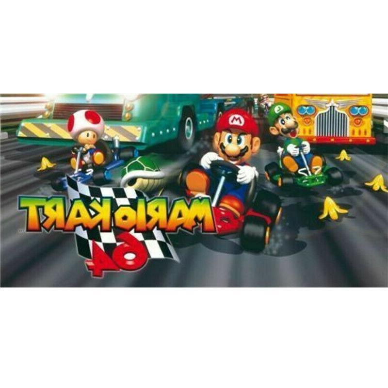 Video Card For Mario Version USA