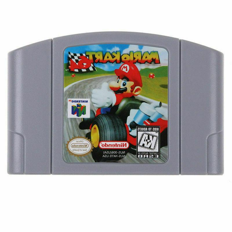 video game cartridge console card for nintendo