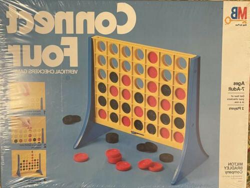 vintage connect four game hasbro 4430 made