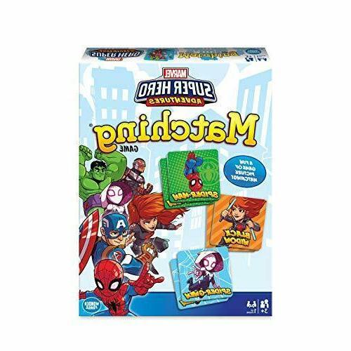 Wonder Marvel Matching Girls Age 5 Fun and...