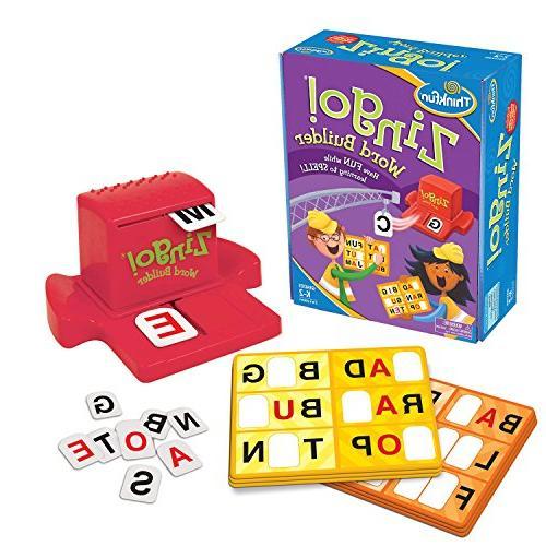zingo word builder family vocabulary