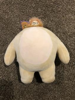 """Tiny Headed Kingdom Large 18"""" Lion Nickelby Plush - NEW WITH"""