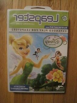 Leapfrog Leapster Disney Fairies Pre K-1st grade/4-7 yrs - N