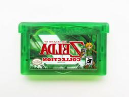 Legend of Zelda Collection Links Awakening DX  Gameboy Advan