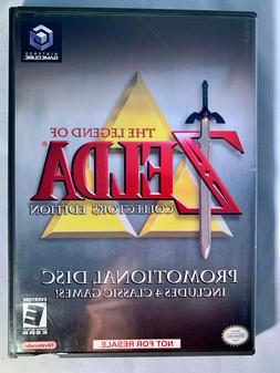 Legend of Zelda Collector's Edition for Nintendo GameCube -