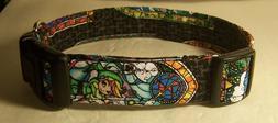 Wet Nose Designs Legend of Zelda Dog Collar Link Gamer Video