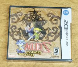 Legend of Zelda Phantom Hourglass - Nintendo DS NDS - Comple