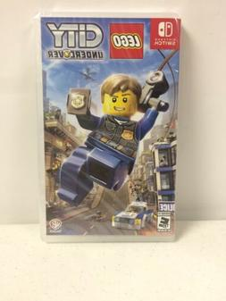 LEGO City Undercover  Brand New Free Shipping
