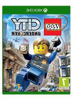 Lego City Undercover Xbox One 7+ Kids Game Brand New & Seale