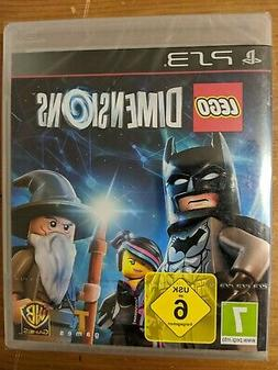 LEGO Dimensions Replacement Game Disc, Manual and Case - PS3
