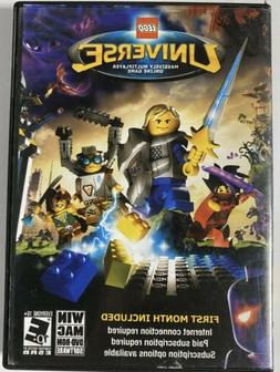 LEGO Games Universe Massively Multiplayer Online Game