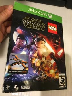 LEGO Star Wars The Force Awakens Xbox One BONUS X-WING 30278