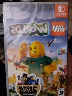 LEGO Worlds Nintendo Switch Game. New. Sealed.