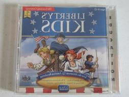 LIBERTY'S KIDS PC/MAC CD ROM AGES 8-12 - THE LEARNING COMPAN