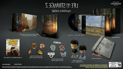 "Life is Strange II 2 Collector's Edition PS4 + 7"" Vinyl + Fi"